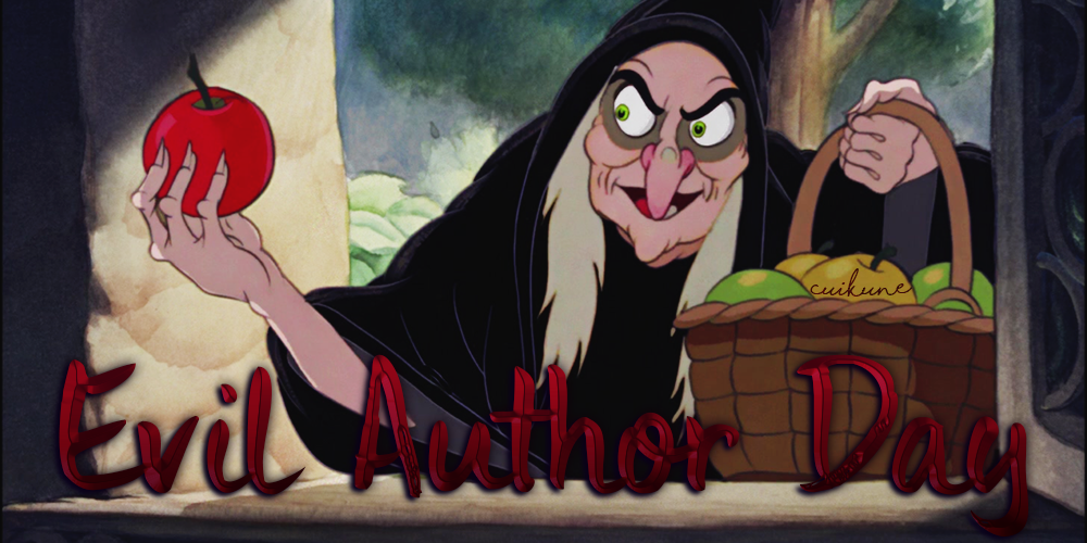 Evil Author Day 2018