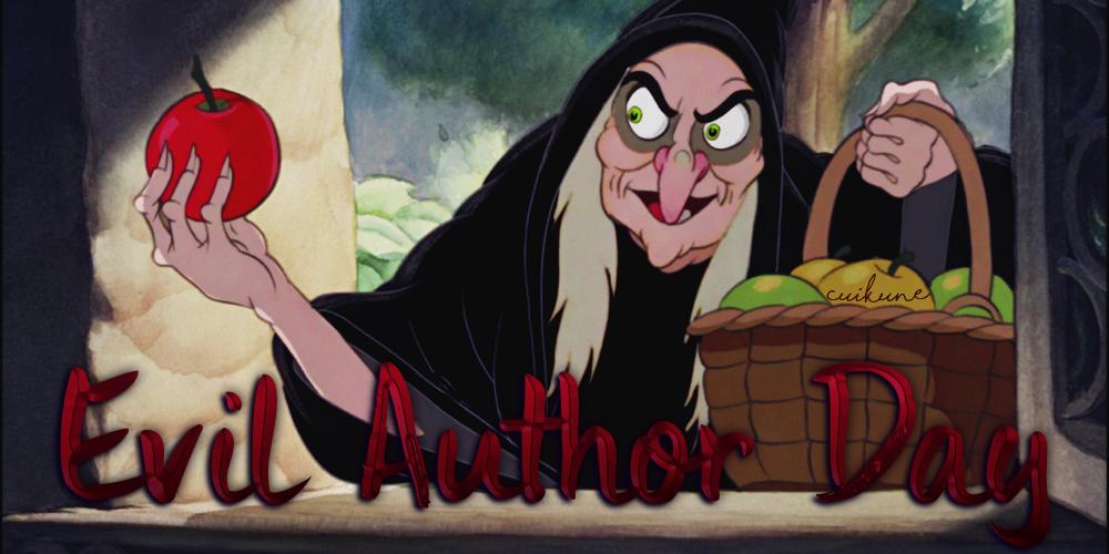 Evil Author Day 2018