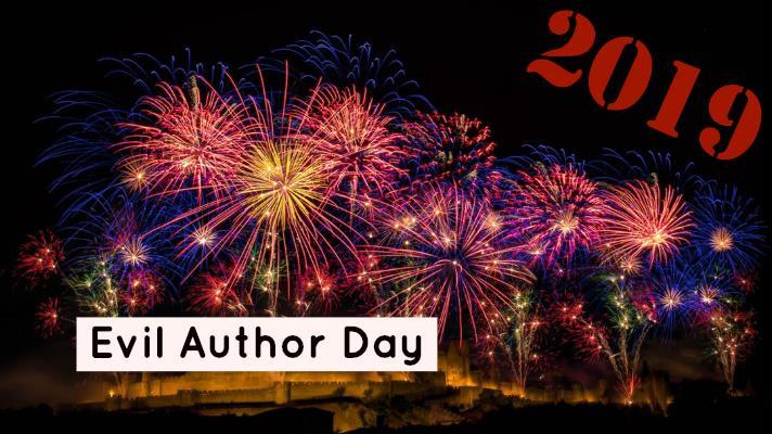 Evil Author Day 2019